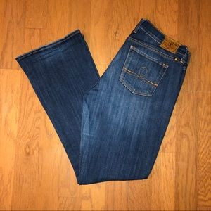 Lucky Brand Sofia Boot Jeans • Size 10/30